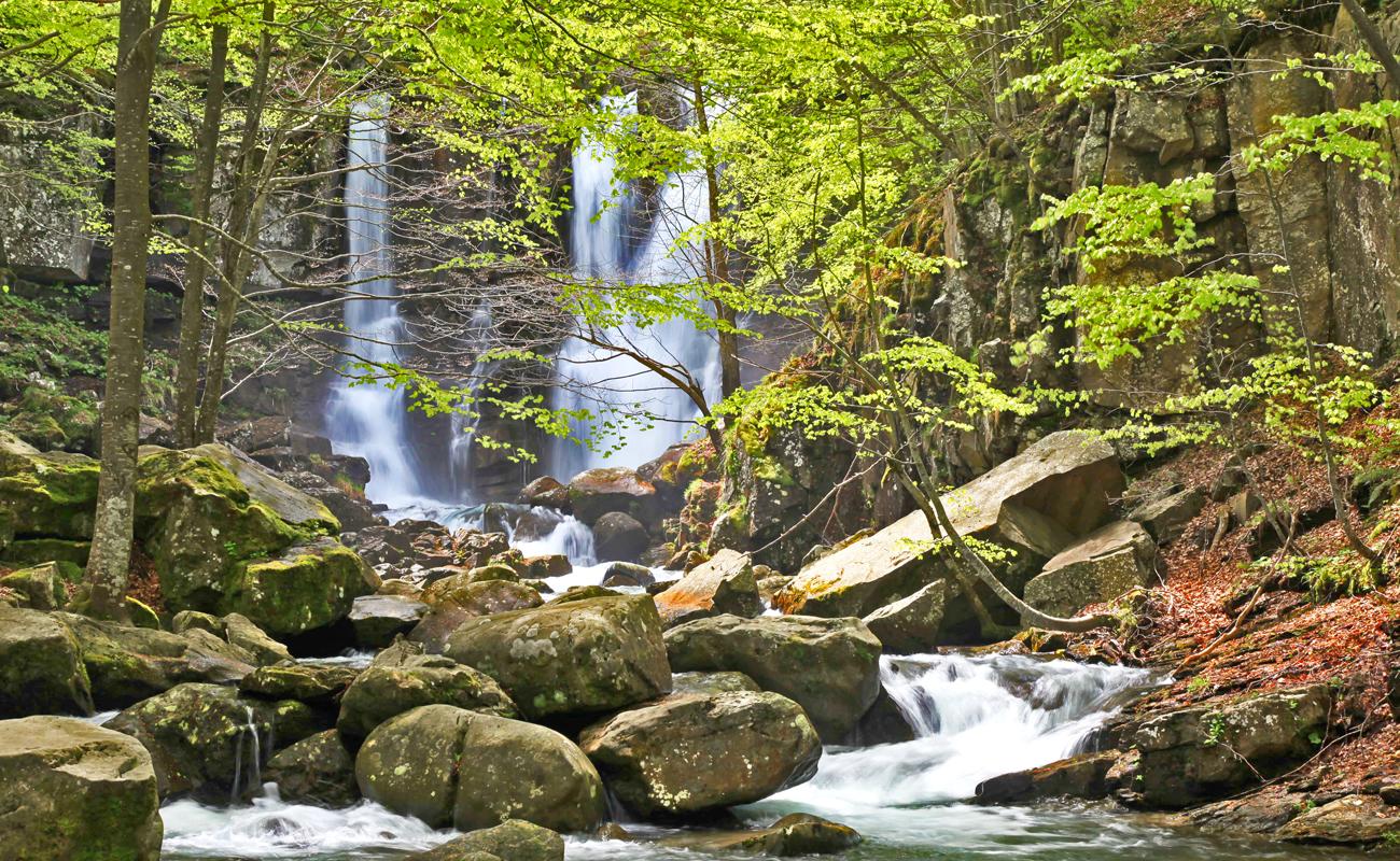 Dardagna Waterfalls (Bologna)