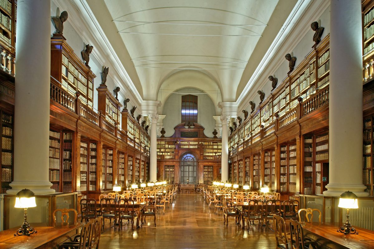 Biblioteca Universitaria (Università di Bologna)