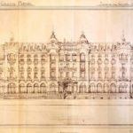Il Grand Hotel in stile Liberty a Rimini progettato dai Fratelli Somazzi – Ph. http://www.romagnaliberty.it/