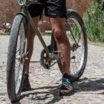 In bici all'Antica Corte Pallavicina, Polesine Parmense, Ph. Francesca Bocchia via Antica Corte Pallavicina