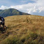 In bici sull'Appennino Reggiano