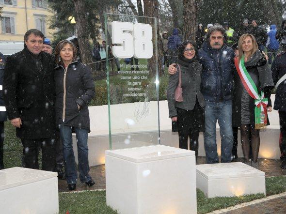 Inaugurazione La storia del SIC e monumento
