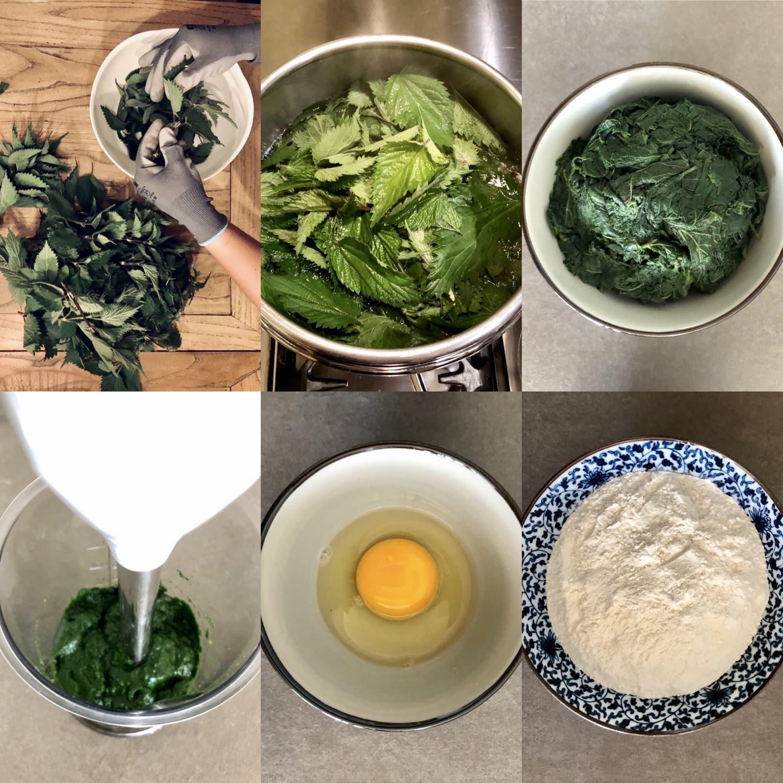 Ingredients Dough Ph. FedeCortezzi