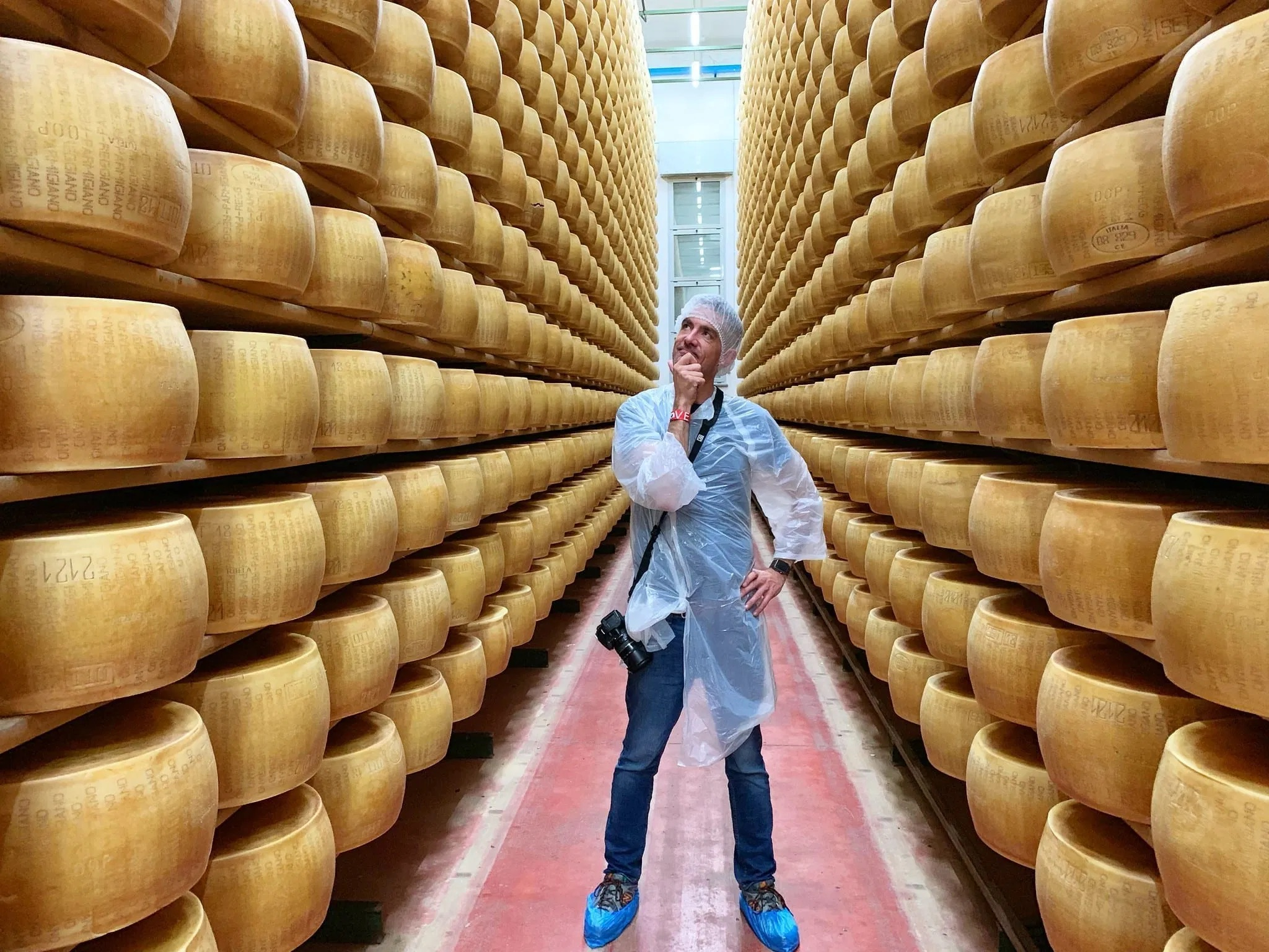 Discovering the Italian Food Valley from Rome