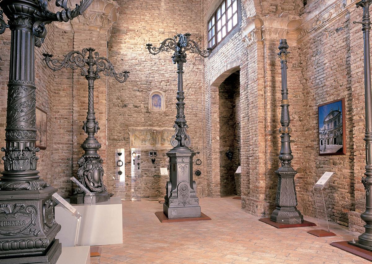 Museo Italiano della Ghisa - Fondazione Neri