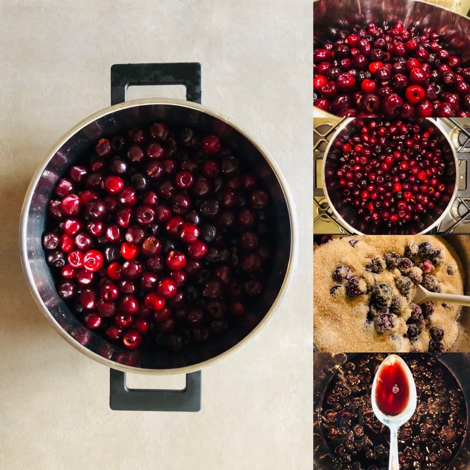 Jam Ingredients Ph. FedeCortezzi