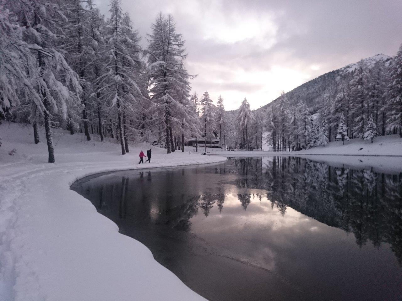 Lago della Ninfa | Ph. LaViaDeiMonti