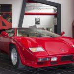 Lamborghini Countach – Ph. Ferruccio Lamborghini Museum