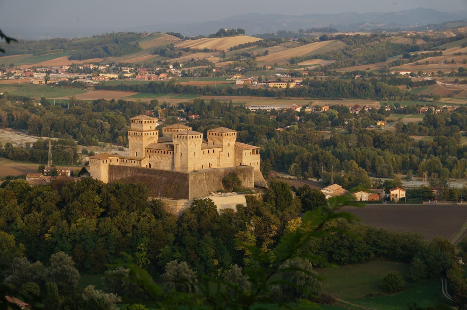 Langhirano (PR), Torrechiara Castle, Ph. Marco Tommesani