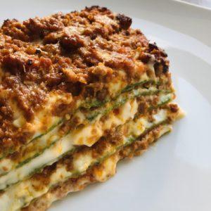 Homemade Lasagne alla Bolognese