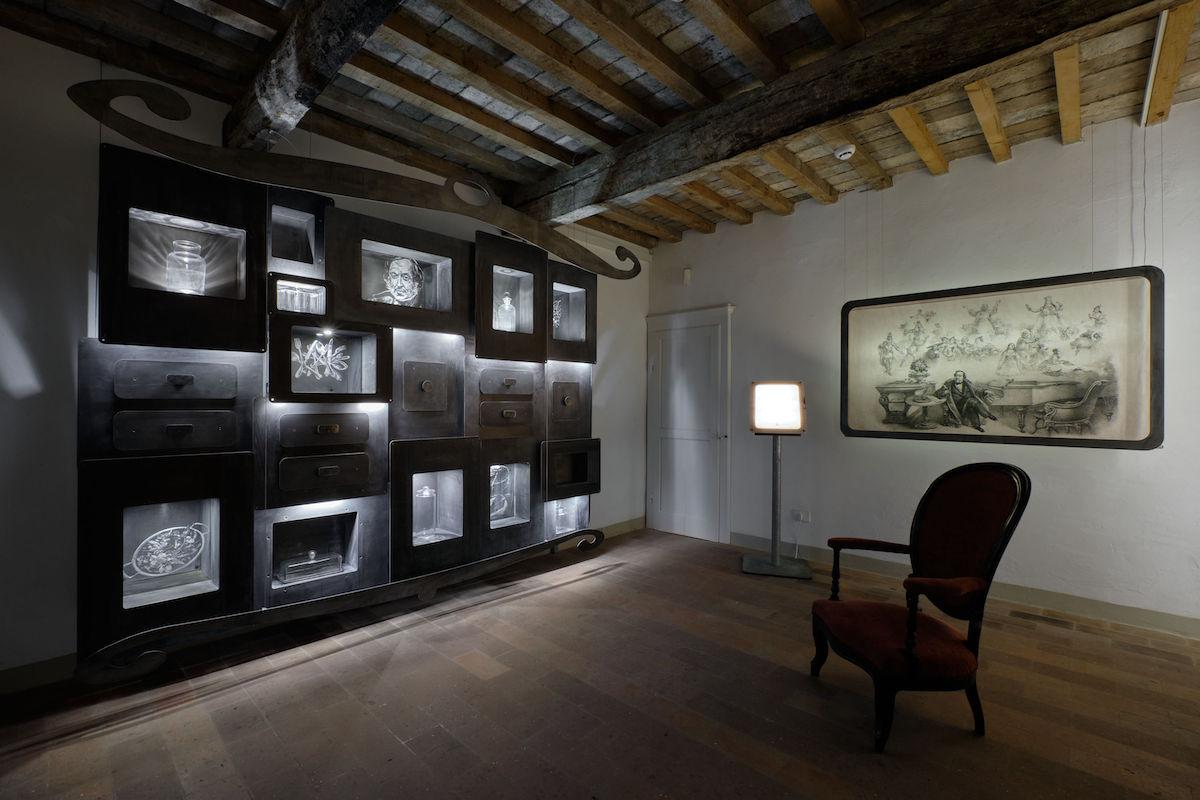 Lugo (RA), Casa Rossini, stanza dispensa, ph. casarossinilugo.it, CC-BY-NC-SA 3.0