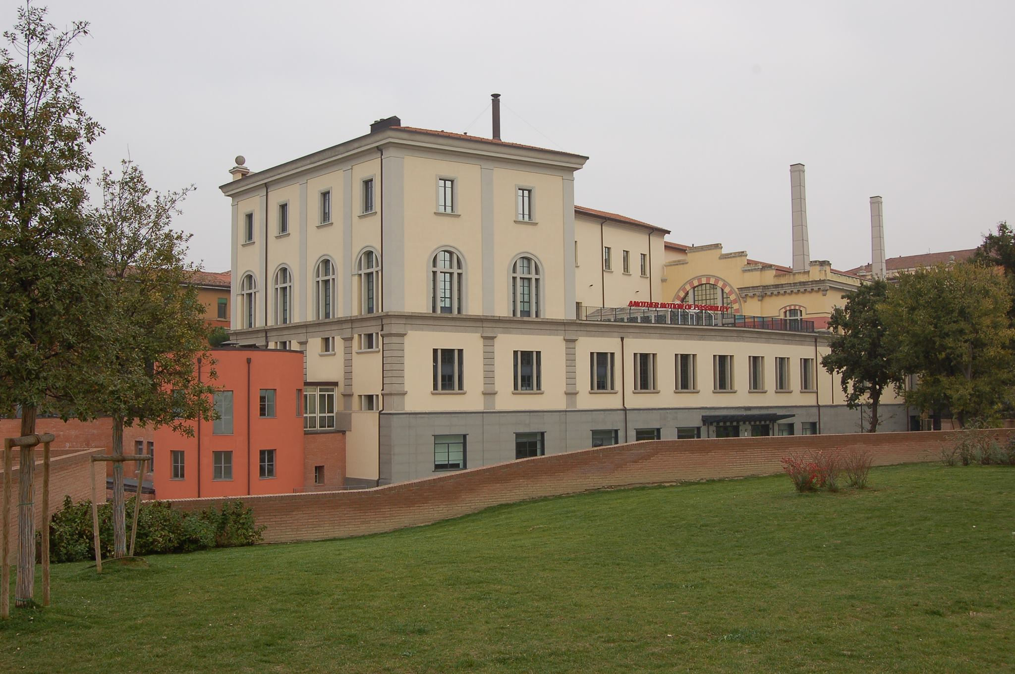 MAMbo – Museum of Modern Art of Bologna