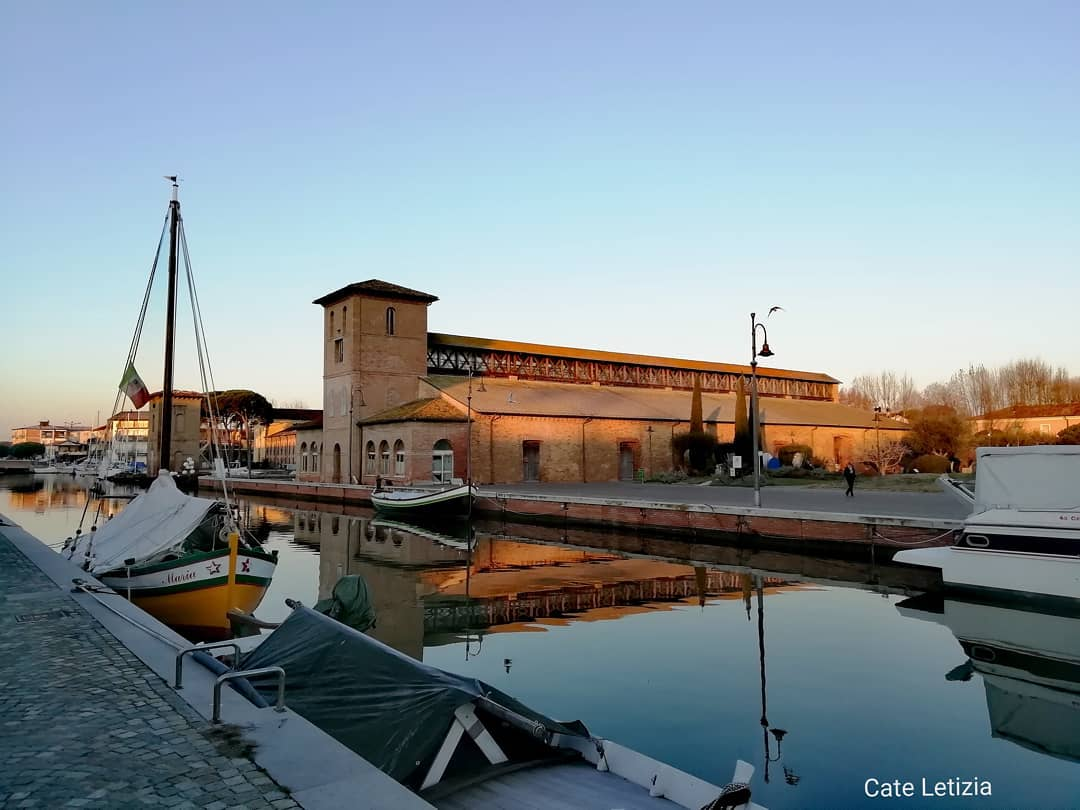 Magazzini del Sale di Cervia | Ph. @cate.letizia60