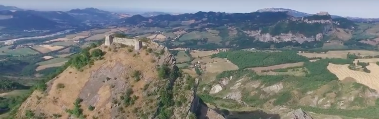 History and legends of Maioletto, the lost fortress