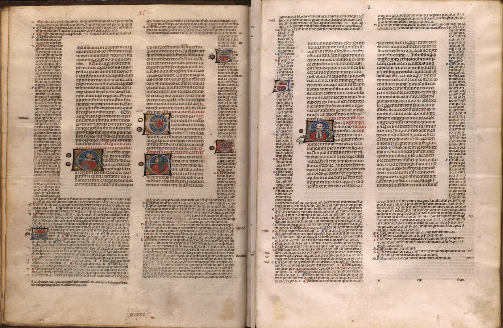Malatestiana Cesena manoscritti online