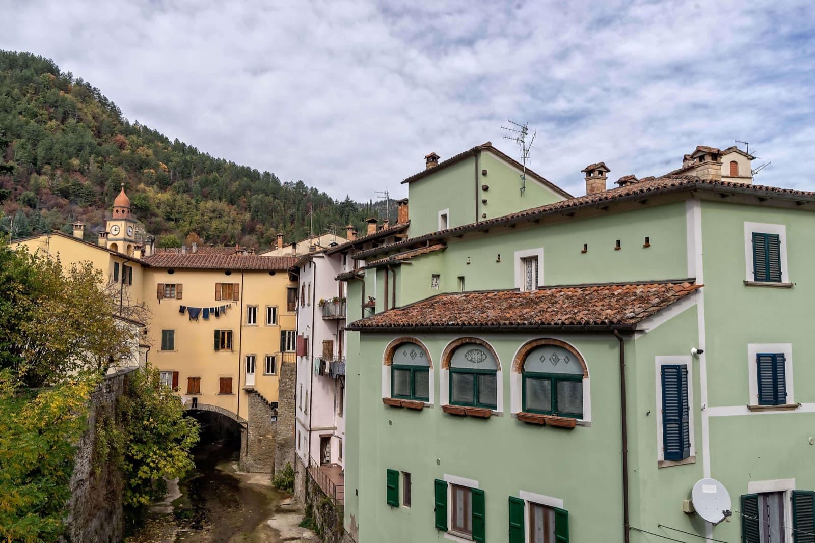 Marradi - Dante's Way