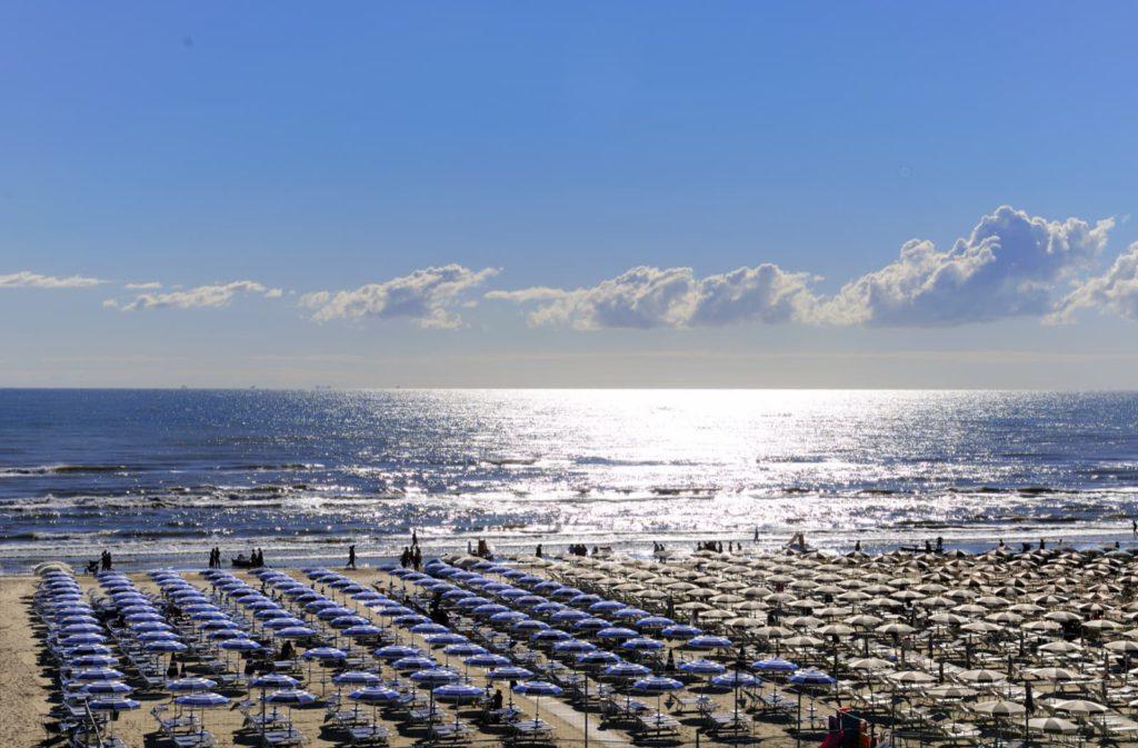 Milano Marittima, spiaggia | Ph. Gianni Castellani