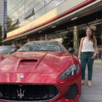 Modena, Maserati factory   Ph. Rachelle Lucas