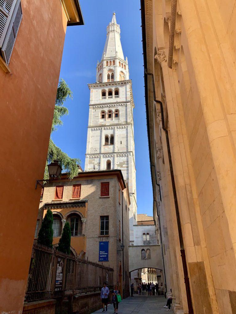 Modena, Ghirlandina Tower   Ph. Rachelle Lucas