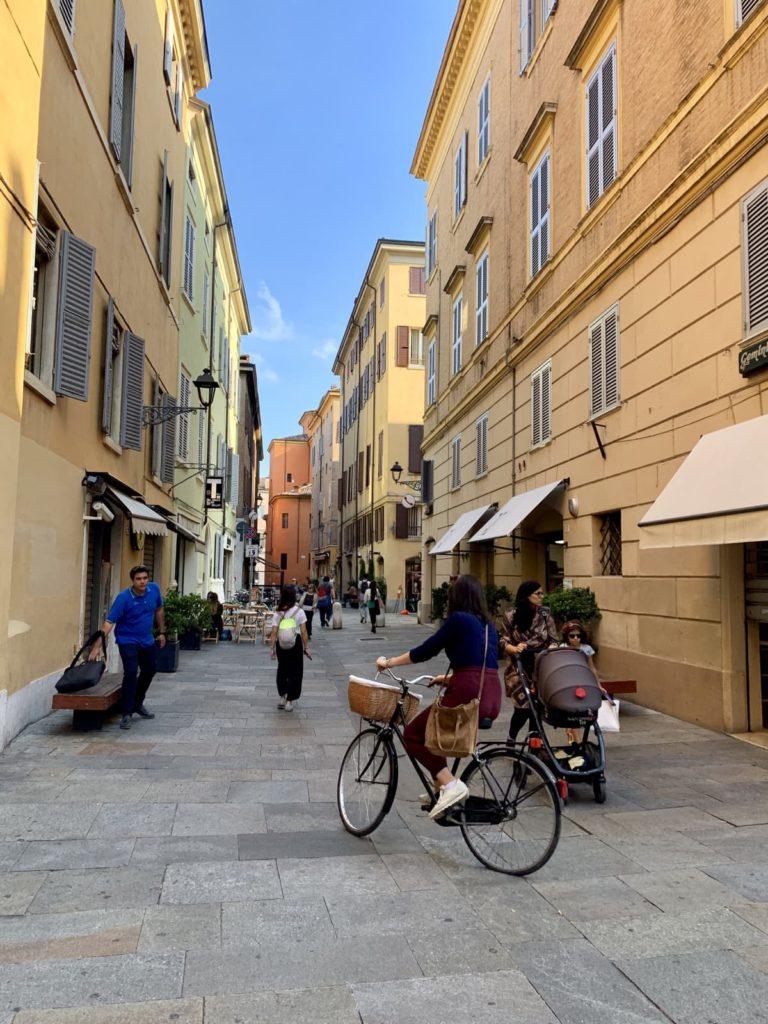 Modena, city centre   Ph. Rachelle Lucas