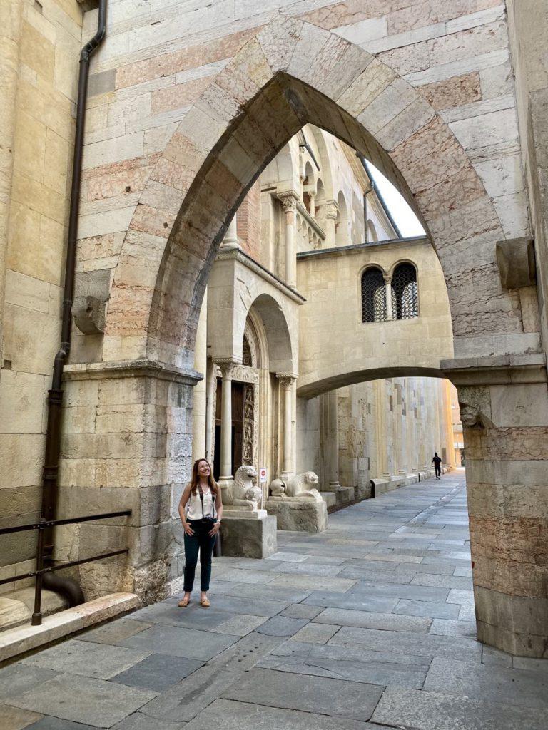 Modena, Cathedral   Ph. Rachelle Lucas