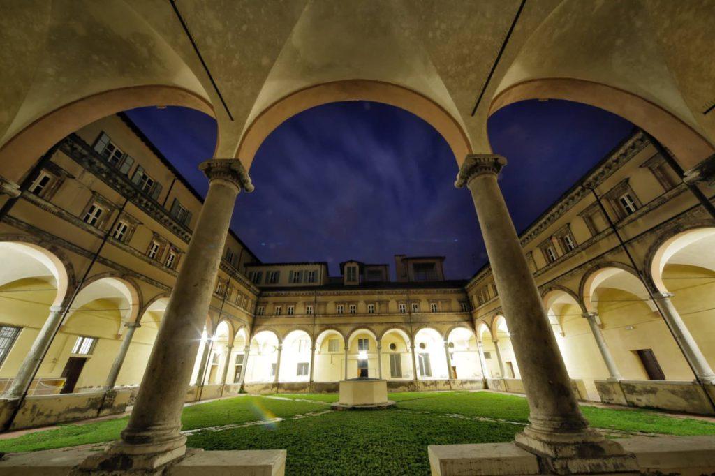 Modena, Abbazia di San Pietro Ph. Abbazia di San Pietro via Facebook