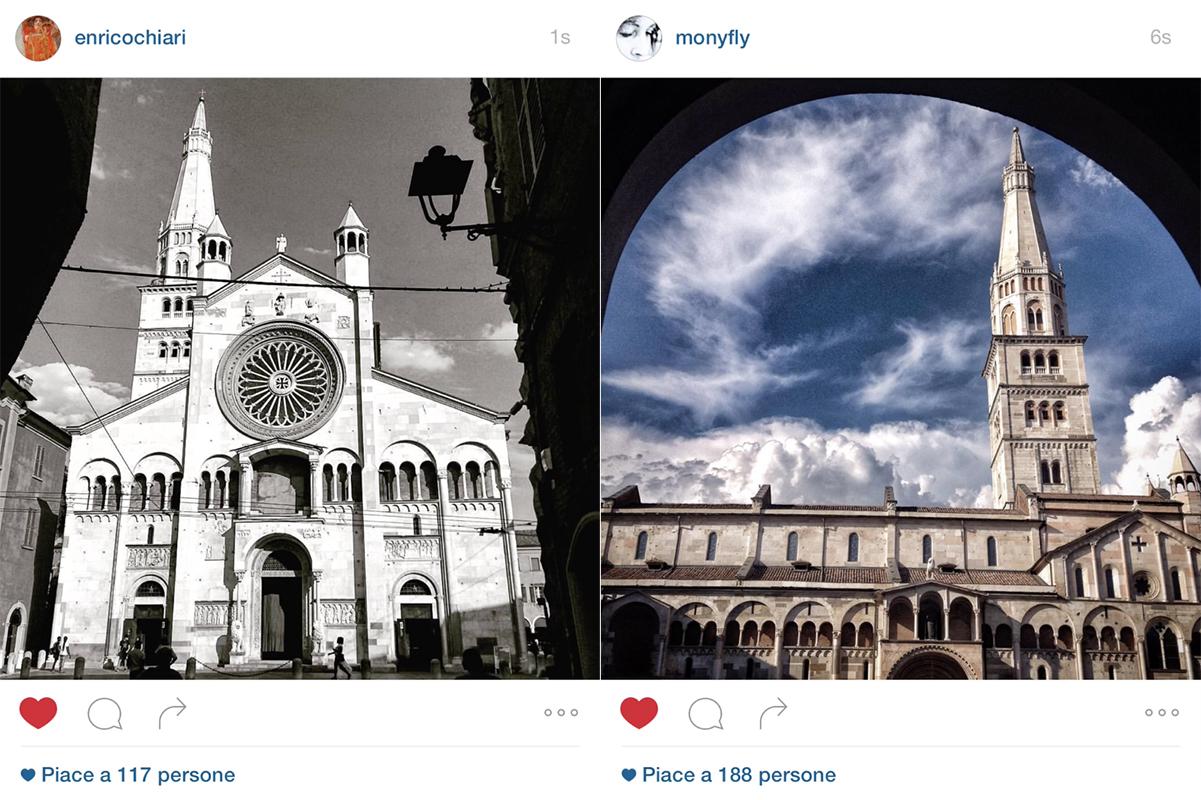 Piazza Grande Unesco, Modena