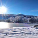 Monte Fumaiolo, Acquapartita e il lago ghiacciato Ph. @aquila68