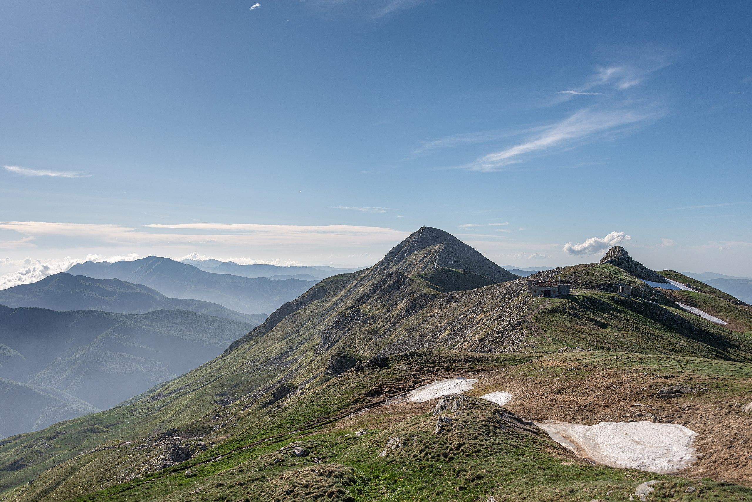 Le Montagne più alte dell'Emilia Romagna e come arrivarci