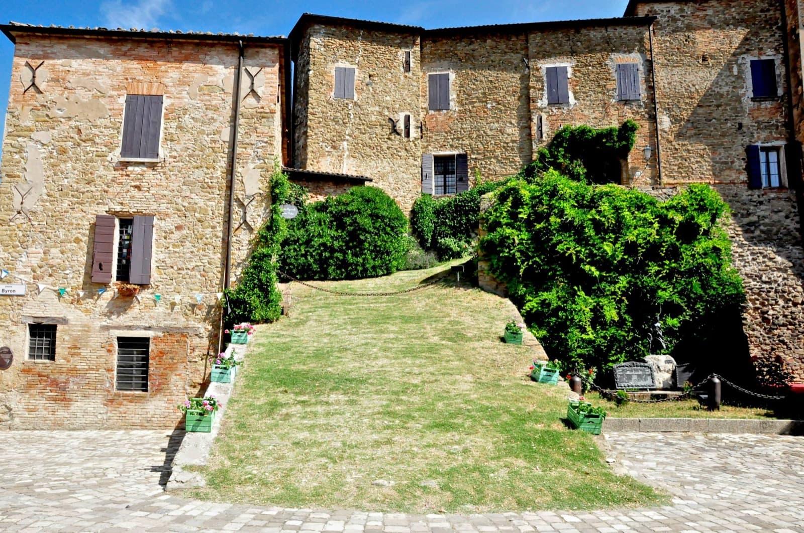 Monteleone di Roncofreddo | Ph. bandierearancioni.it