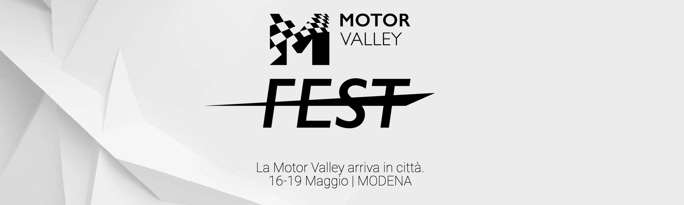 Guida al Motor Valley Fest
