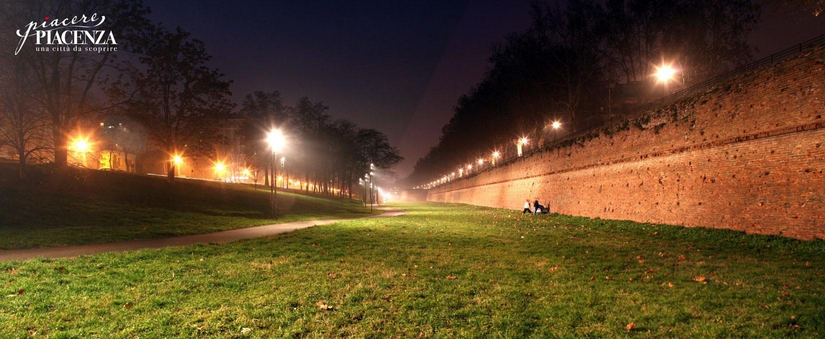 Mura Farnesiane, Piacenza   Ph. Comune di Piacenza