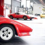 Museo Ferruccio Lamborghini – Foto di Andrea Margelli