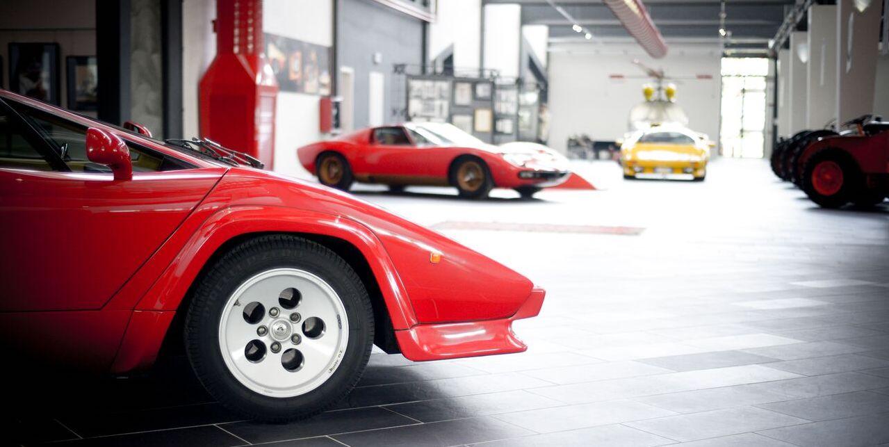 The Ferruccio Lamborghini Museum