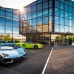 Museo Lamborghini Esterno Ph. Card Musei Bologna