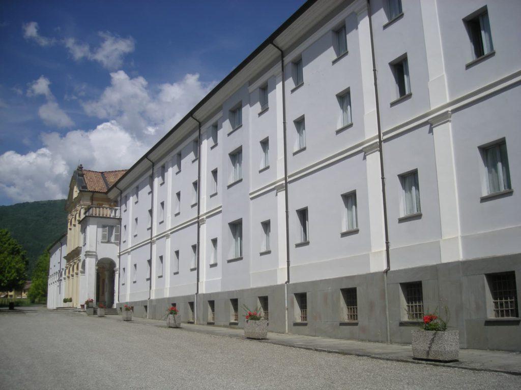 Seminario Vescovile di Bedonia (PR)
