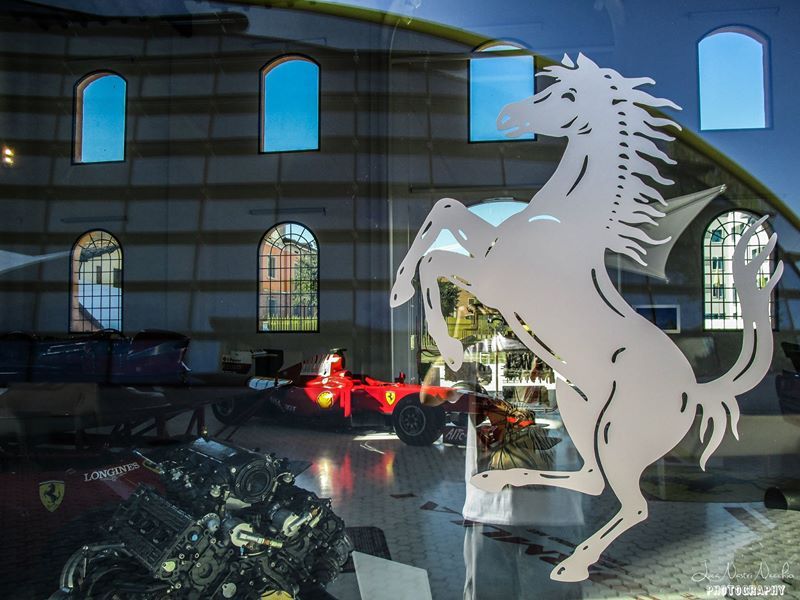 Enzo Ferrari Museum Modena – Luca Nacchio