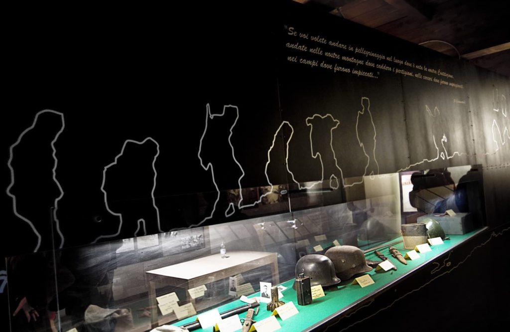 Museo della Resistenza Piacentina, Sperongia di Morfasso (PC)