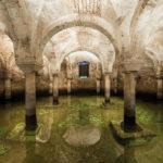 The Crypt of Basilica di San Francesco (Ravenna) Ph. Nicola Strocchi, RavennaTourism Archive