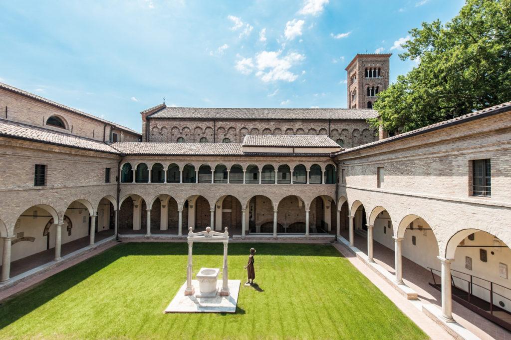 Ancient Franciscan Cloisters (Ravenna) Ph. Nicola Strocchi, RavennaTourism Archive