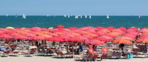 Blue Flag Beaches in Emilia Romagna
