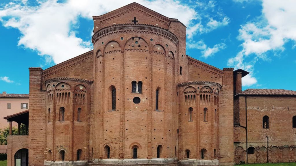 Nonantola, Abbazia di San Silvestro via abbazianonantola website