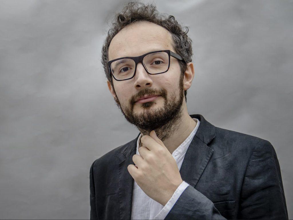 Davide Zilli alla Notte del Liscio 2019 Venerdì 14 giugno a Cesenatico