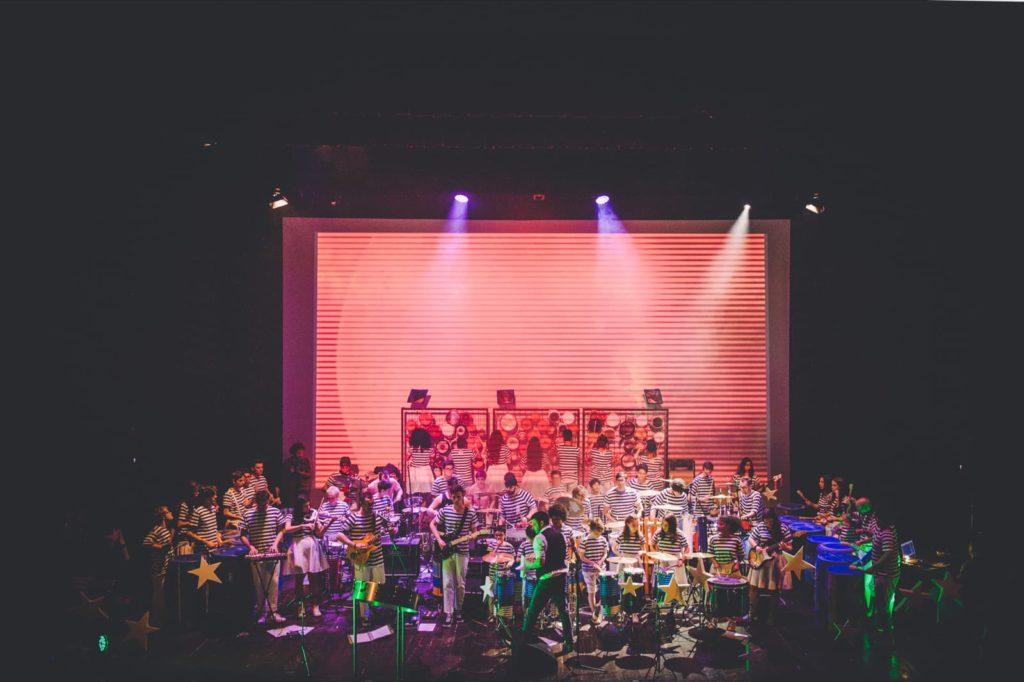Banda Rulli Frulli alla Notte del Liscio 2019 Venerdì 14 giugno a Cesenatico