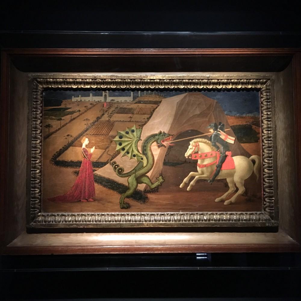 Orlando Furioso 500 anni: una mostra commovente e contemporanea