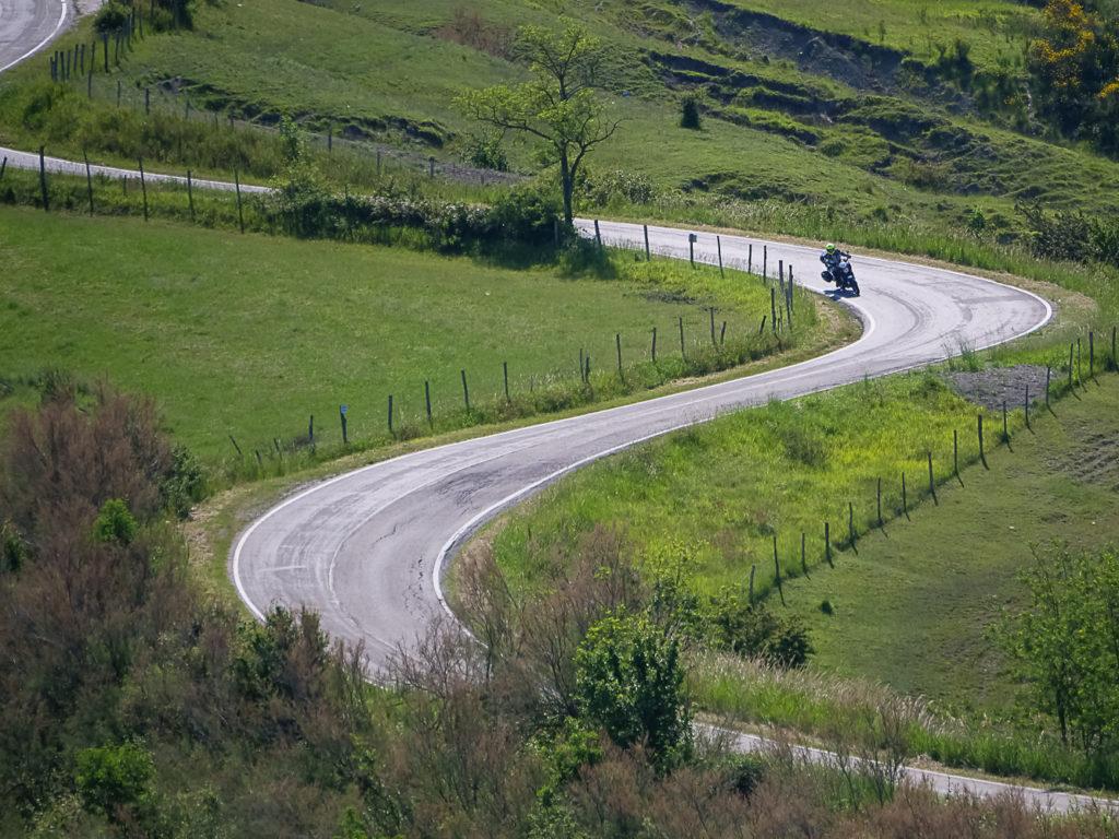 Motorcycling in Emilia Romagna | Ph. motoeviaggi.com