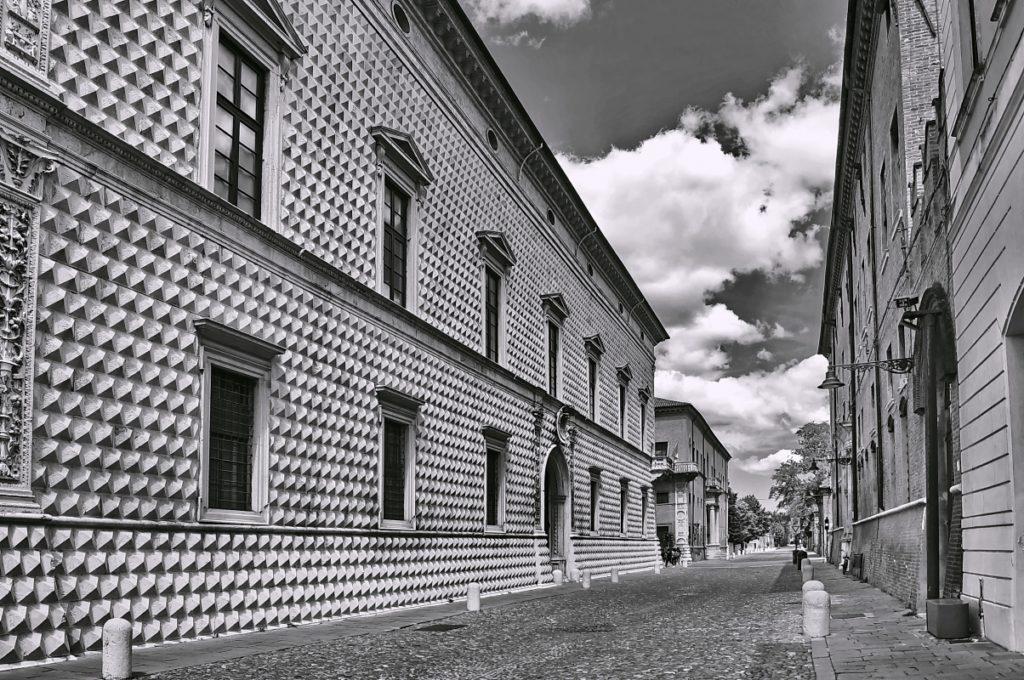 Diamanti Palace, Ferrara | Ph. Sansa55