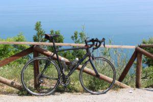 Riding in Emilia Romagna, Pantani's playground