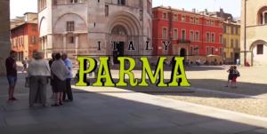 Walking around Parma