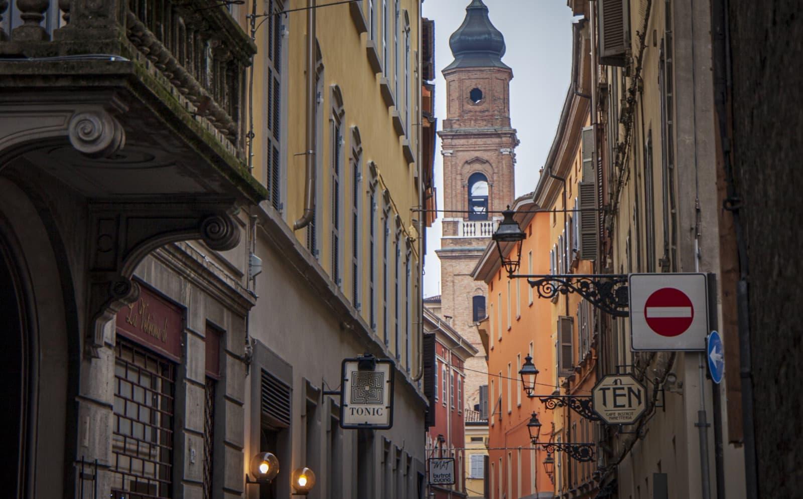 Parma, Emilia Romagna   Ph. Daniel Clarke